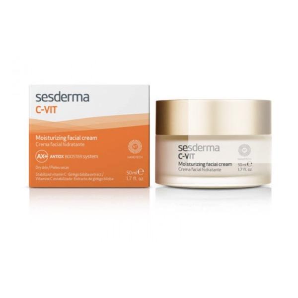 Sesderma c vit crema facial hidratante 50 ml