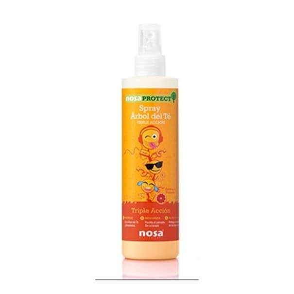 Spray arbol del te nosa triple accion pomelo 250ml