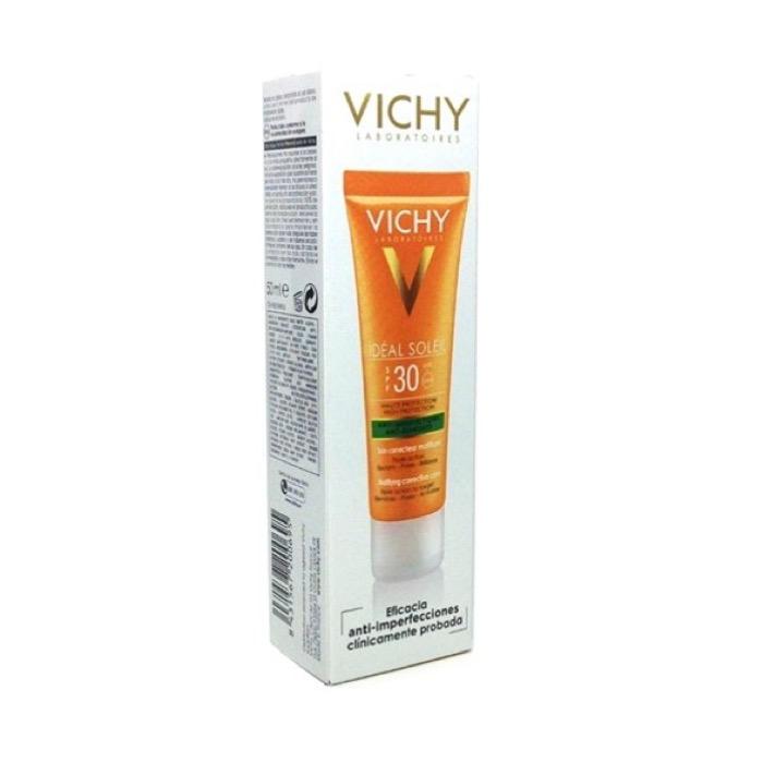 Vichy ideal soleil anti-imperfecciones spf30 50ml