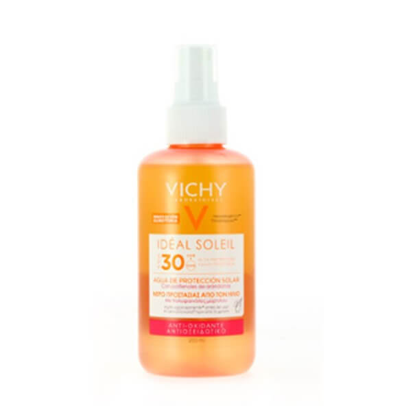 Vichy Ideal soleil agua de proteccion solar antioxidante spf30 200ml