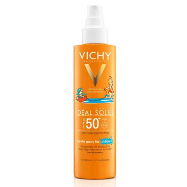 Vichy Ideal Soleil Spray Infantil Spf50 200ml