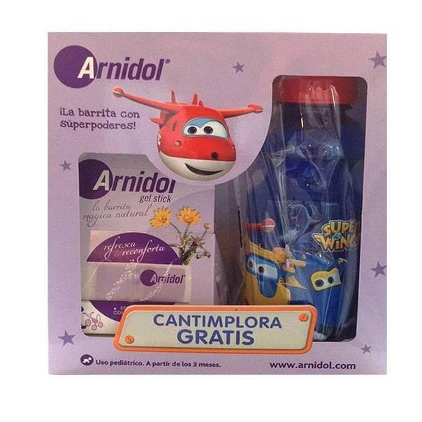 Arnidol gel Stick 15g  Cantimplora gratis Super Wings