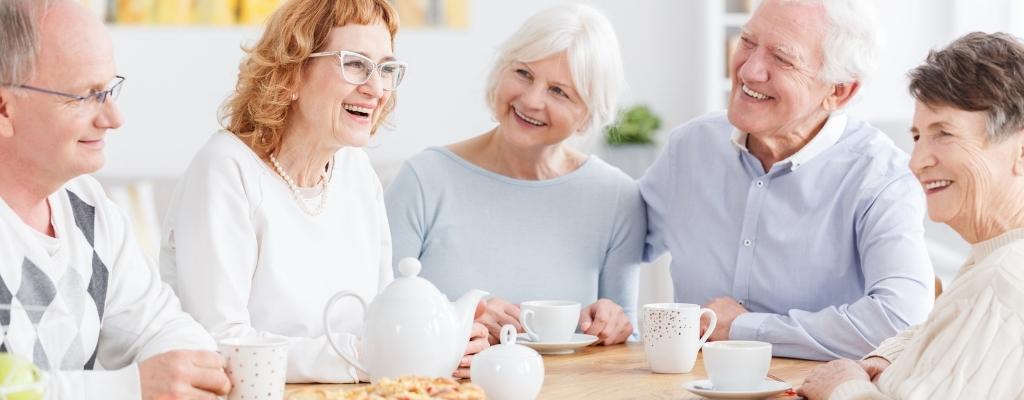 Características de la alimentación en ancianos