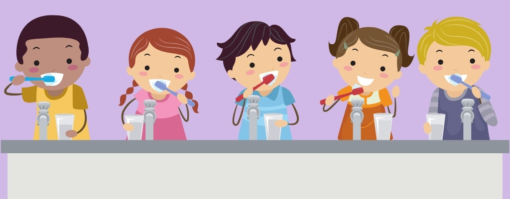 Higiene dental en niños. ¿Cuándo empezar, cómo y con qué?
