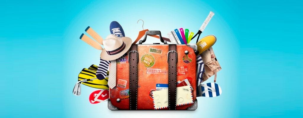 Imprescindibles para llevar en nuestro equipaje en vacaciones
