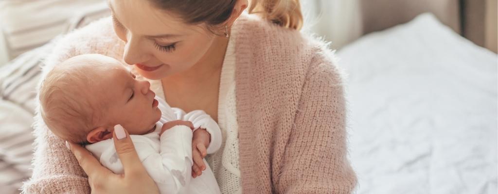 Características y beneficios de la lactancia materna
