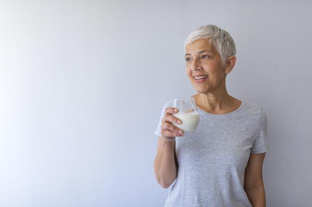 Alimentación saludable durante la menopausia