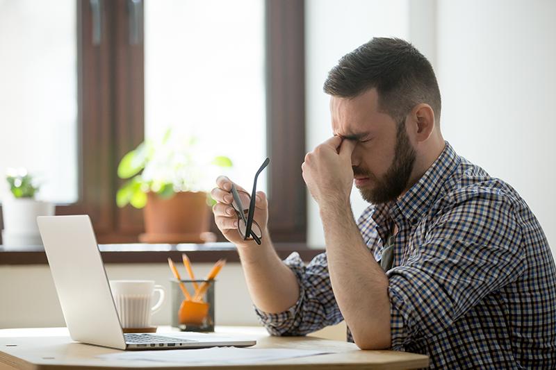 ¿Cómo aliviar los síntomas del ojo seco?