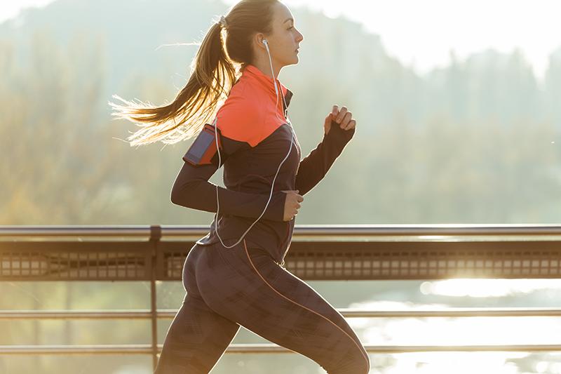 Cómo practicar running de forma segura