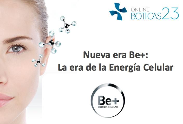 Gama Be+ Energía Celular
