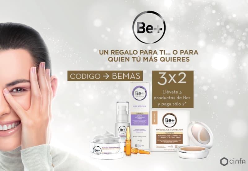 Esta navidad Be+ cuida de tu piel