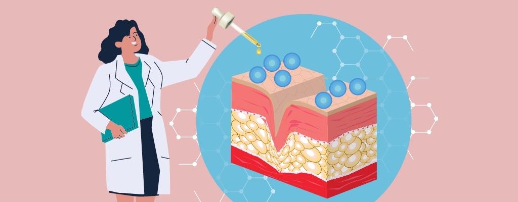 Propiedades del ácido hialurónico y beneficios para la piel