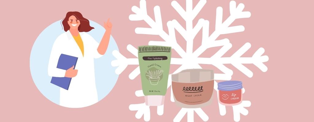 ¿Cómo afectan el frío y el viento a nuestra piel?