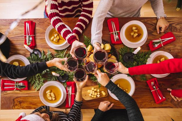 ¿Preparado para las fiestas? Cómo mantener la línea sin amargarnos las navidades