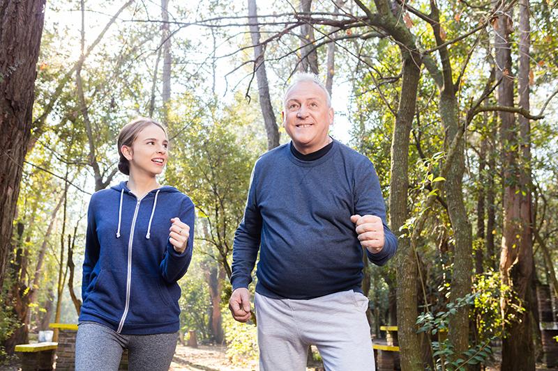 ¿Qué ejercicio debo realizar según mi edad?
