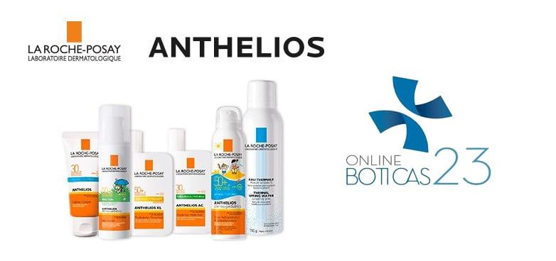 Protege tu piel del sol con Anthelios