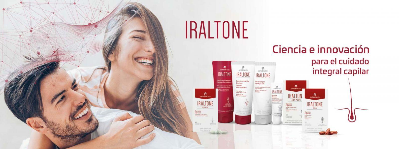 Cómo cuidar tu cabello en otoño con Iraltone