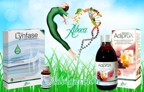 Remedios Naturales contra el sobrepeso, Libramed, Adiprox y Lynfase
