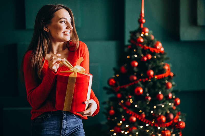 ¿Aún no tienes tus regalos navideños?