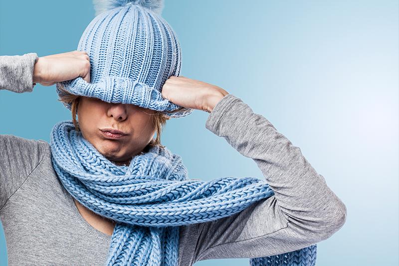 Cómo evitar los brotes de dermatitis atópica en invierno