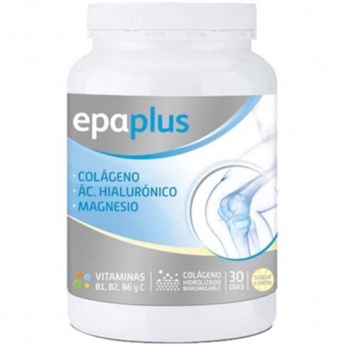 Epaplus colageno, acido hialuronico y magnesio sabor limon 332gr