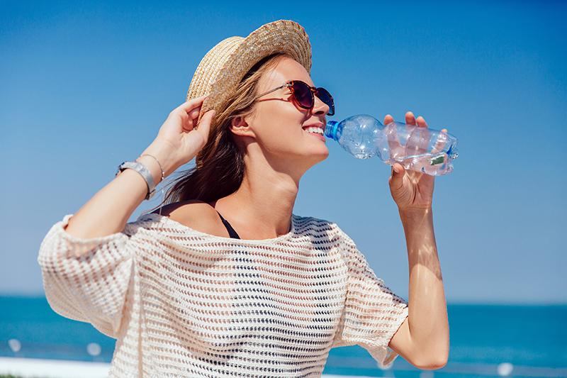 Cómo evitar el estreñimiento en verano