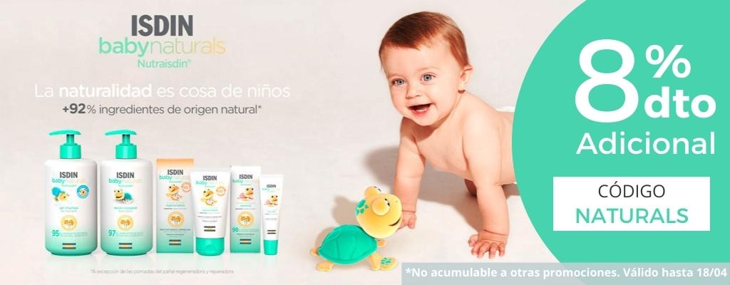 Isdin Baby Naturals