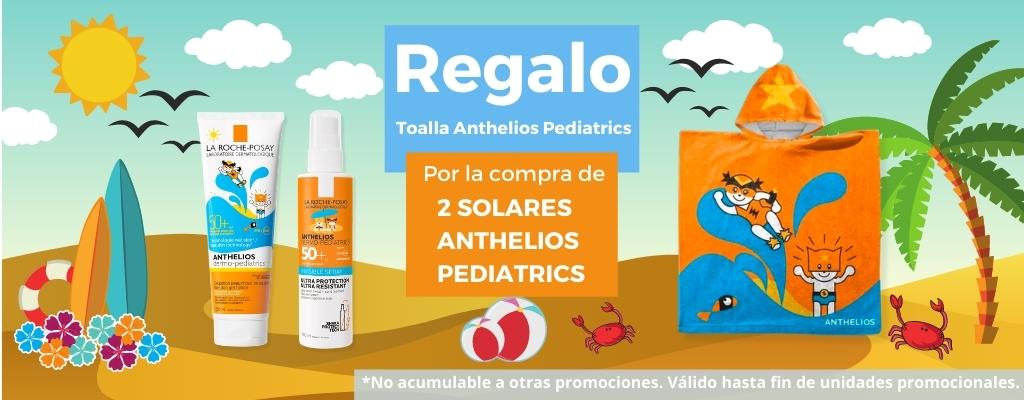 Regalo Toalla Pediatrics Anthelios