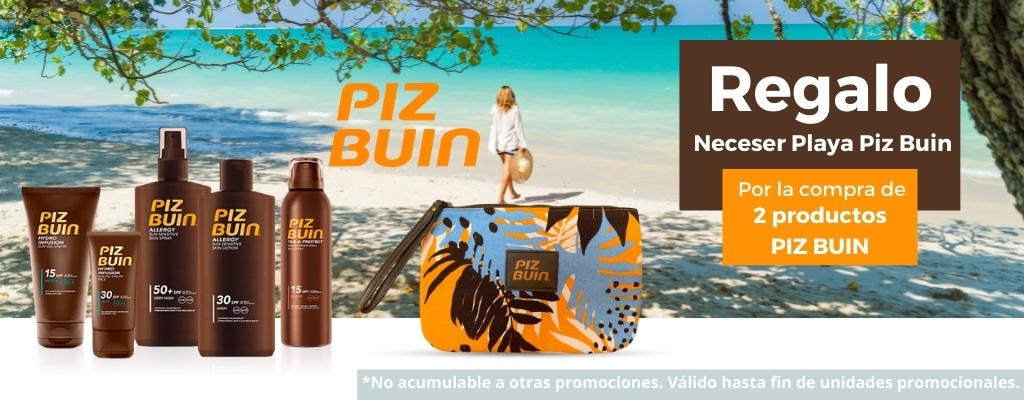 Regalo Neceser Playa Piz Buin