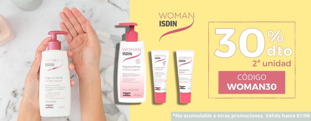 Woman Isdin