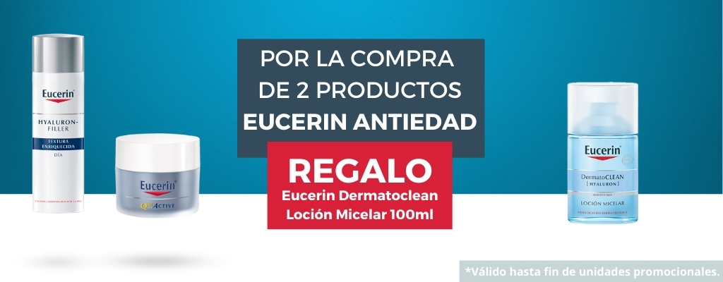 Regalo Eucerin Dermatoclean Locion Micelar 100ml
