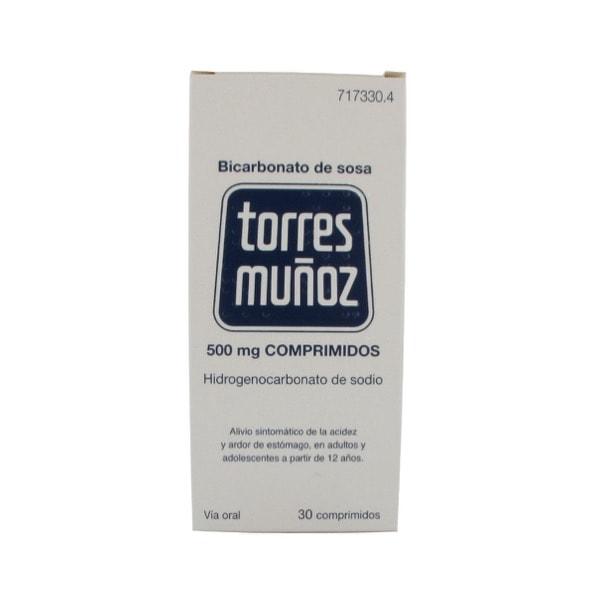 Bicarbonato sodico torres muñoz 30 comprimidos