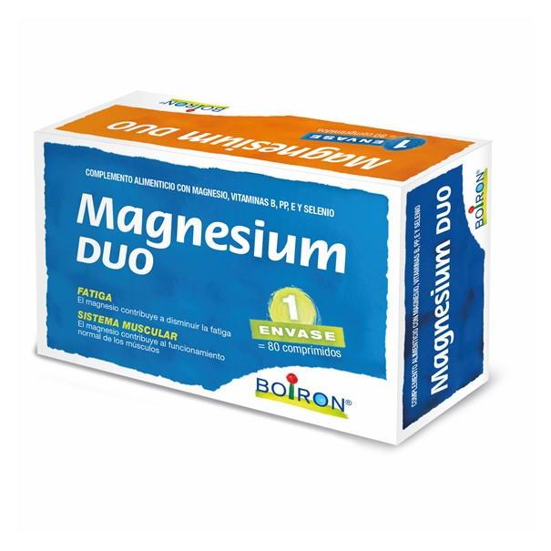 Magnesium duo 80 comprimidos