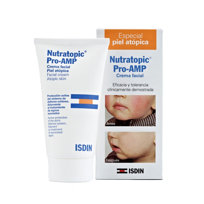 Nutratopic Pro-amp Facial 50 ml