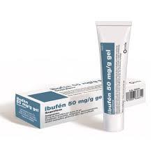 Ibufen 5% gel topico