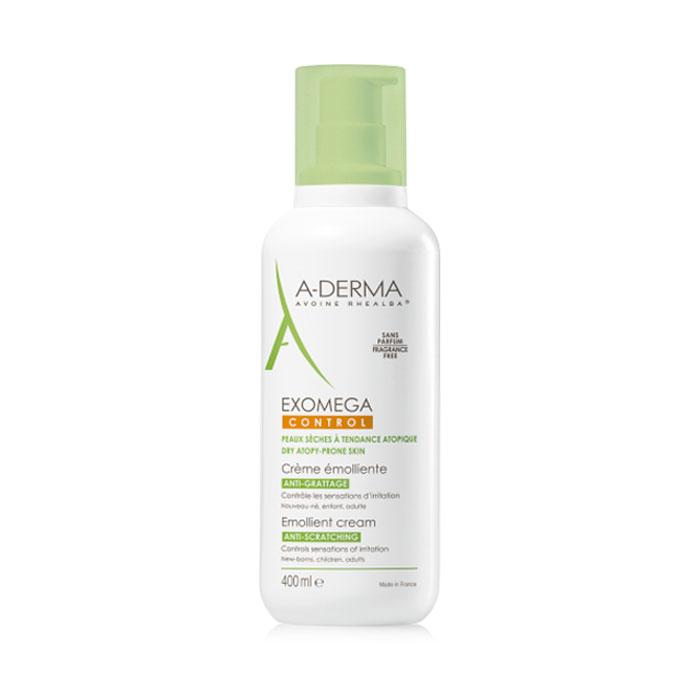 A-derma Exomega Control Crema Emoliente 400ml