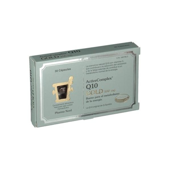 ActiveComplex Q10 gold 100mg 30 capsulas