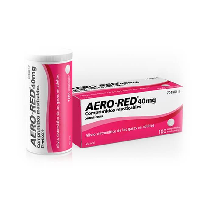 Aero-red 100 Comprimidos Masticables