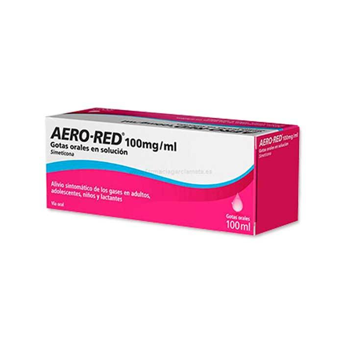 Aero-red Gotas Orales 100ml