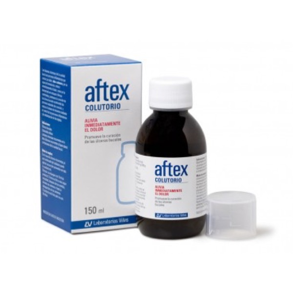 Aftex colutorio 150ml