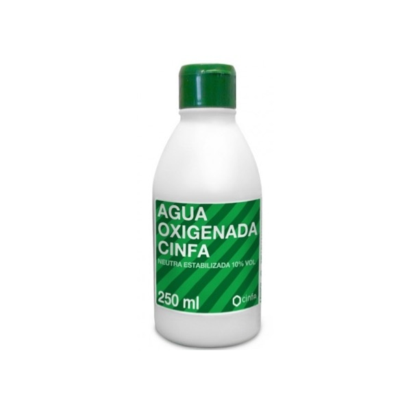Agua Oxigenada Cinfa 250ml