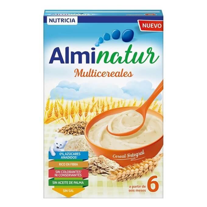 Alminatur Multicereales 230g