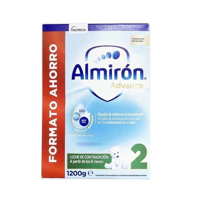 Almiron 2 Advance 1,2kg Formato Ahorro
