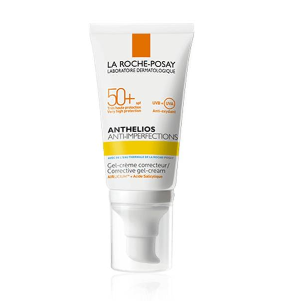 Anthelios Anti-Imperfecciones gel-crema correctora Spf50+ 50ml