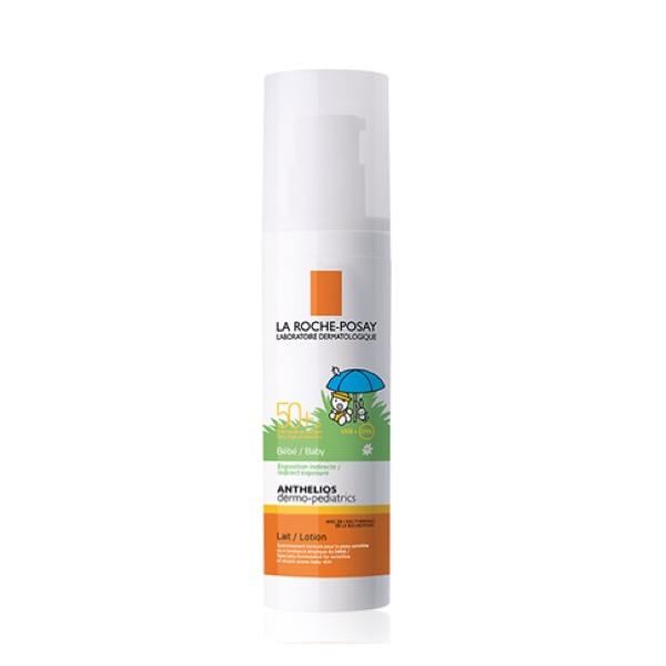 Anthelios baby spf50 locion 50ml