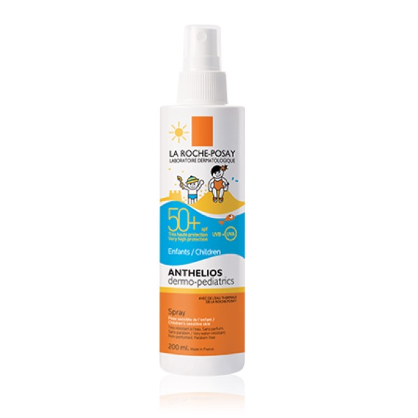 Anthelios niños spray spf50 200ml