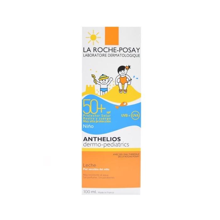 Anthelios Niños Leche spf50 100 ml