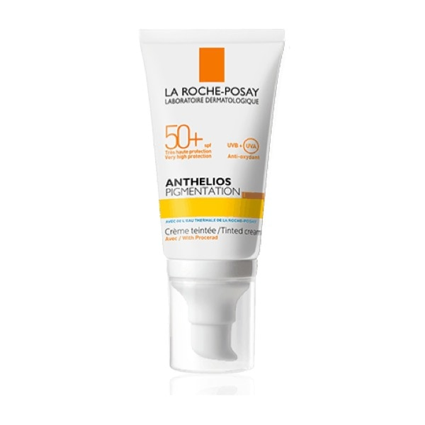 Anthelios pigmentation spf50 crema 50 ml