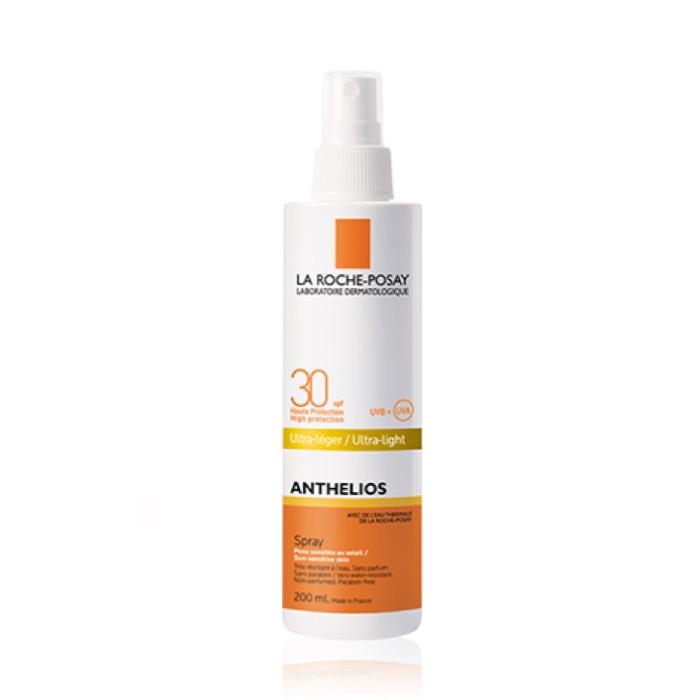 Anthelios Spray Ultra Ligero spf30 200ml