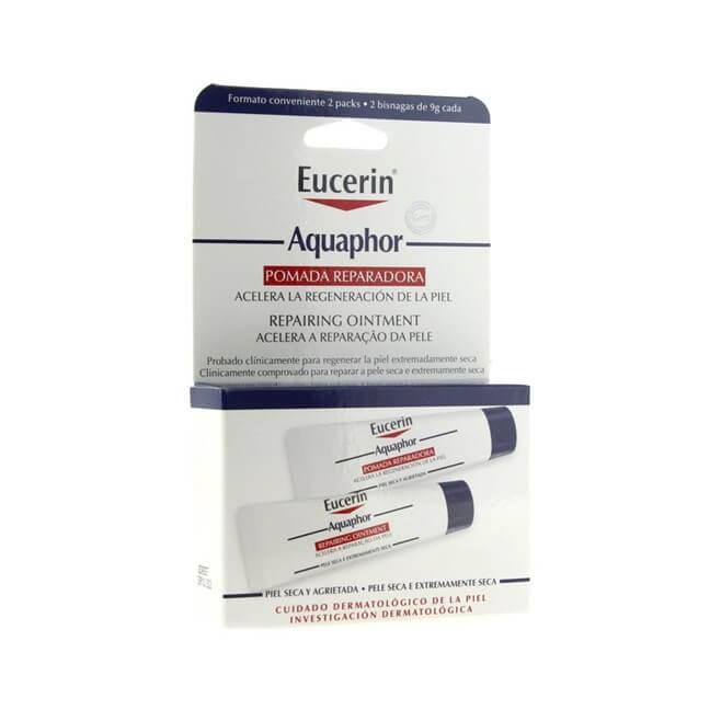 Eucerin Aquaphor Tubo 10ml Duplo